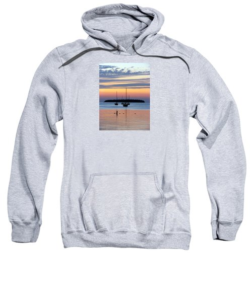 Horsehoe Island Sunset Sweatshirt