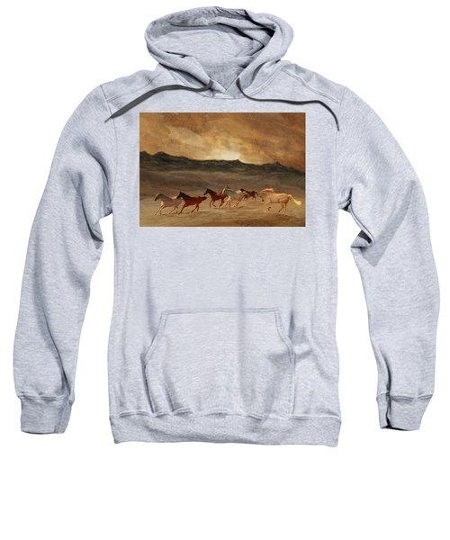 Horses Of Stone Sweatshirt