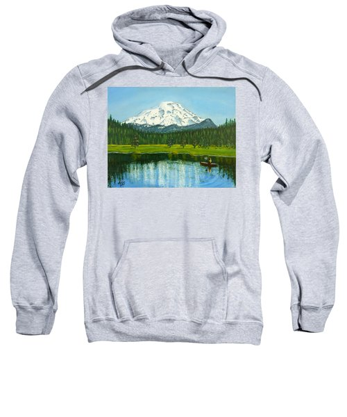Hosmer Lake Sweatshirt