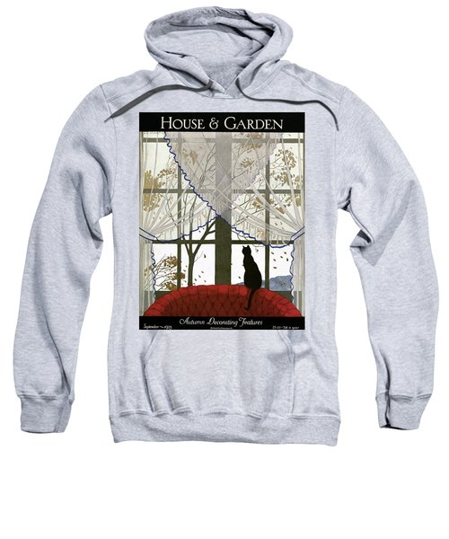House And Garden Cover Sweatshirt