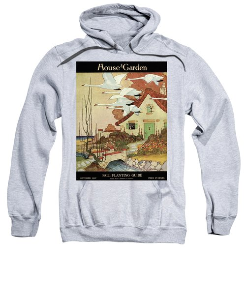 House And Garden Fall Planting Guide Sweatshirt