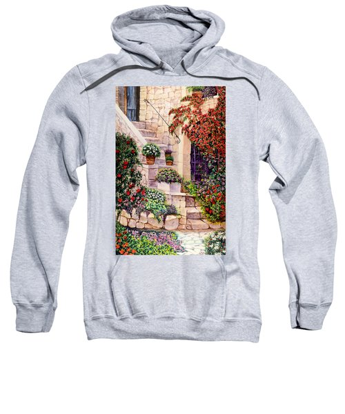 House In Oyster Bay Sweatshirt