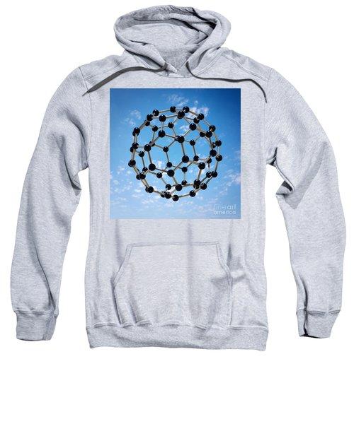 Hovering Molecule Sweatshirt