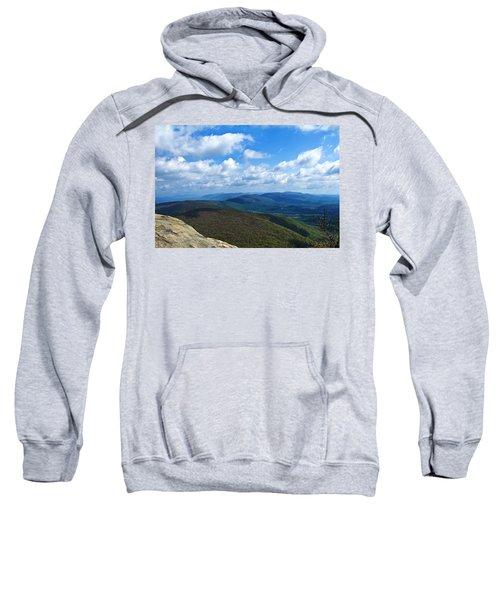 Humpback Rocks View North Sweatshirt