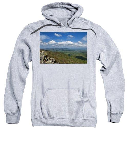 Humpback Rocks View South Sweatshirt