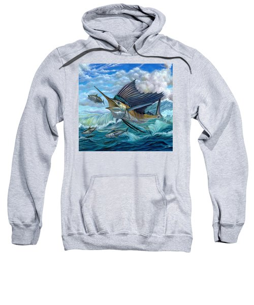 Hunting Sail Sweatshirt