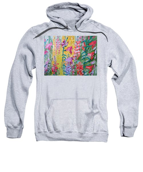 Hybrids 3 Sweatshirt