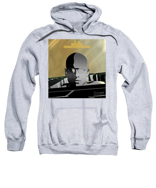 I Am Under Construction Sweatshirt