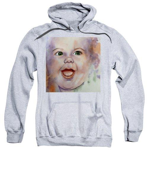 I Love You Baby Sweatshirt