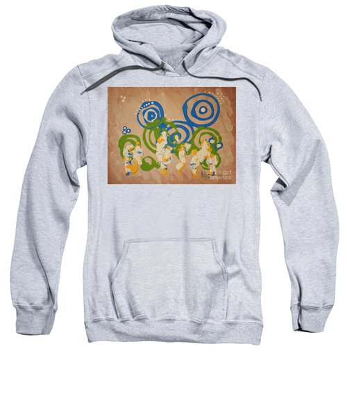 I Read The Urantia Book Sweatshirt