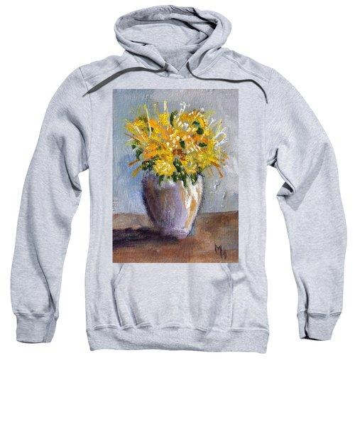 I Think Of Spring Sweatshirt