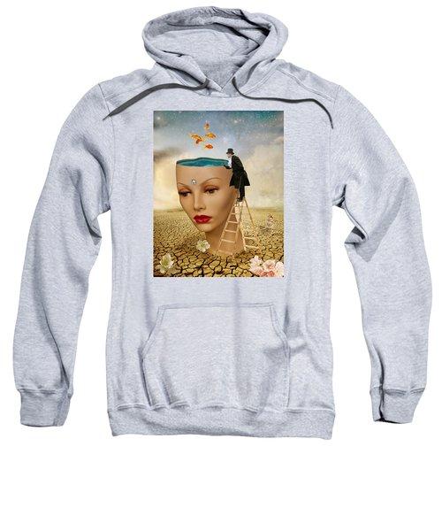 I Want To Look Inside Your Head Sweatshirt