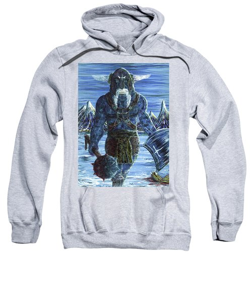 Ice Viking Sweatshirt