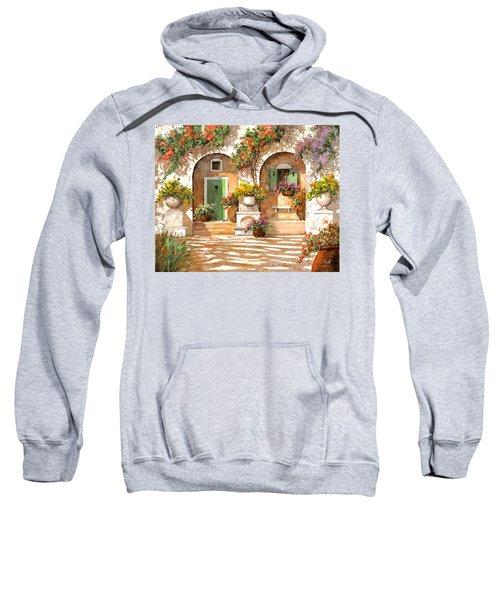 Il Cortile Sweatshirt