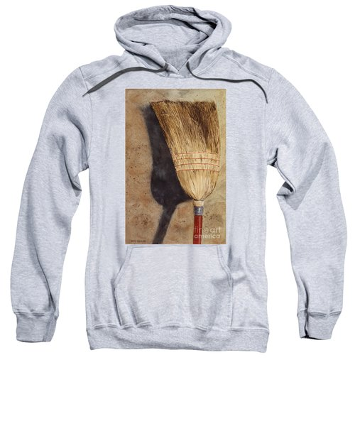 Ila Jean's Broom Sweatshirt