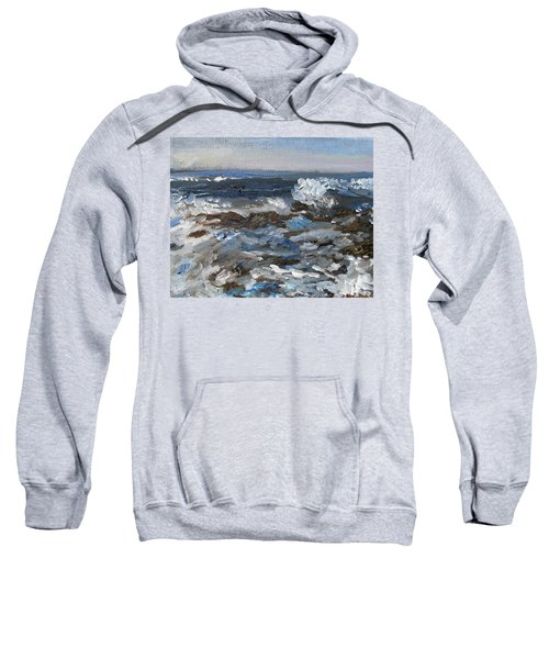 I'll Have A Water On The Rocks Please Sweatshirt