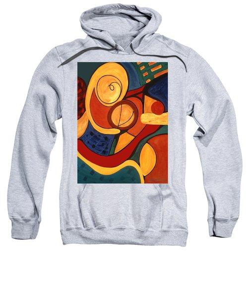 Illuminatus 3 Sweatshirt