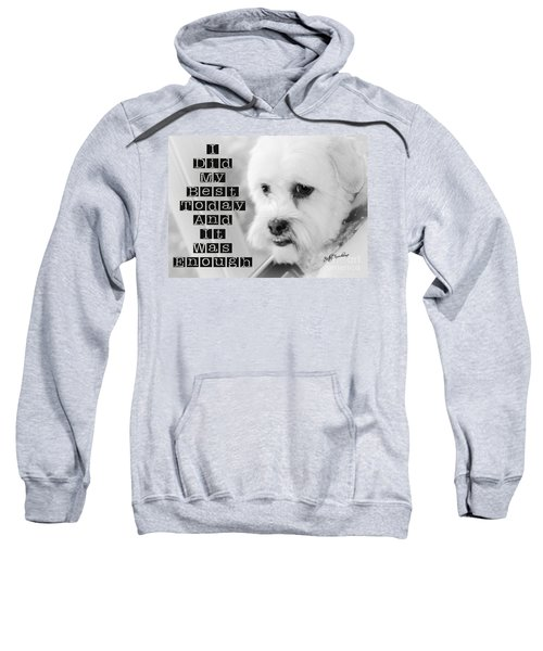 I'm Enough Sweatshirt