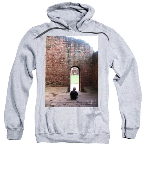 Sweatshirt featuring the photograph Imagination by Denise Railey
