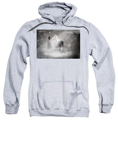 In Honor Of The Unicorn Sweatshirt