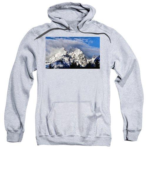 The Teton Range Sweatshirt