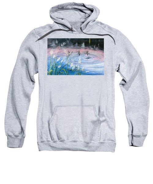 In The Dusk Sweatshirt
