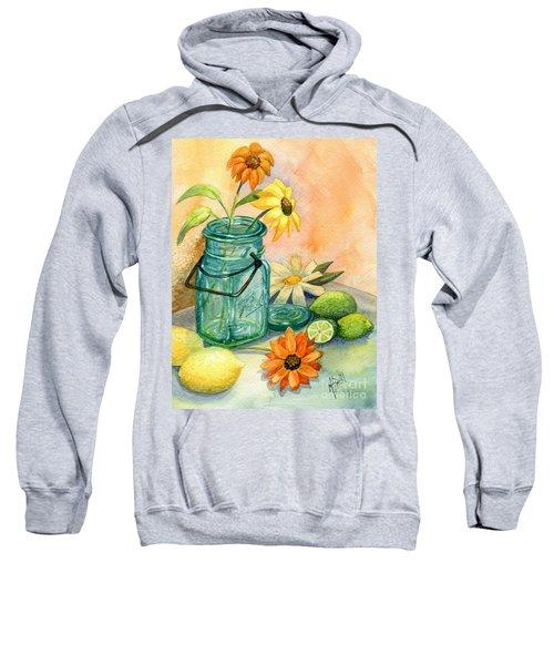 In The Lime Light Sweatshirt