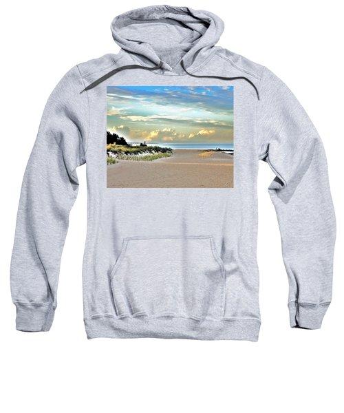 Indian River Inlet - Delaware State Parks Sweatshirt