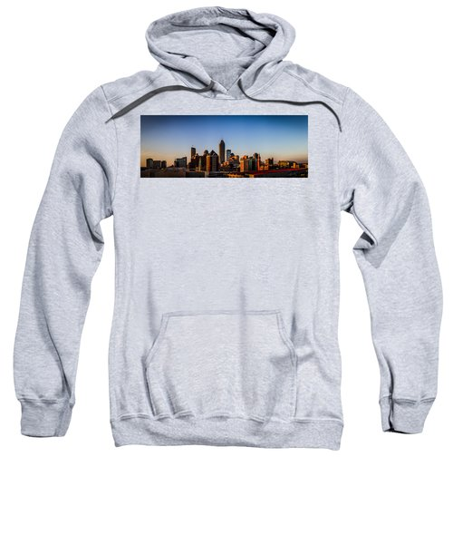 Indianapolis Skyline - South Sweatshirt