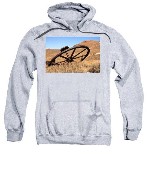 Industrial Wheel Sweatshirt