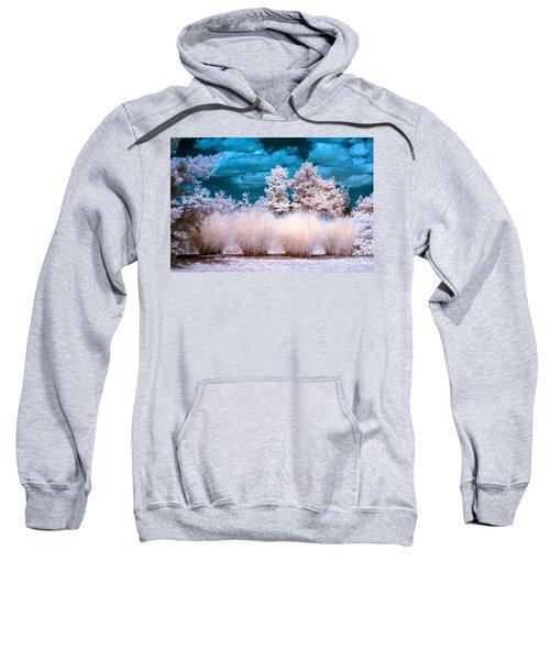 Infrared Bushes Sweatshirt