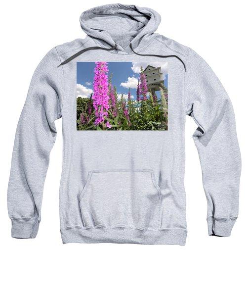Inspiring Peace - Signed Sweatshirt
