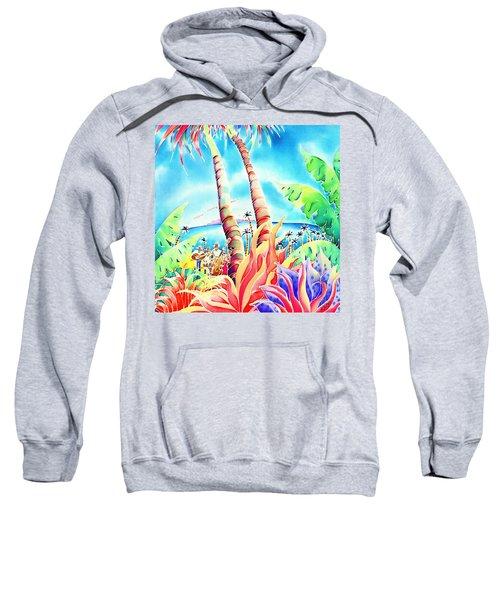 Island Of Music Sweatshirt
