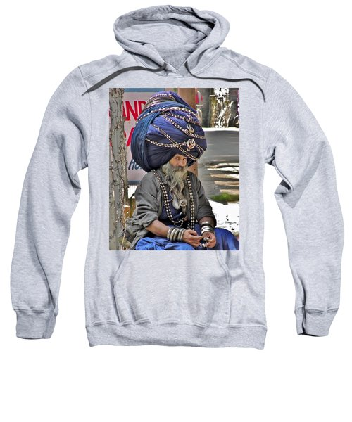Its All In The Head - Rishikesh India Sweatshirt