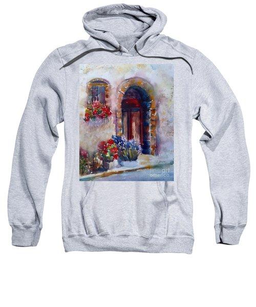 Italian Door Sweatshirt