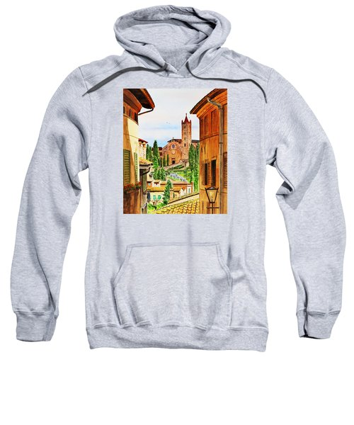 Italy Siena Sweatshirt
