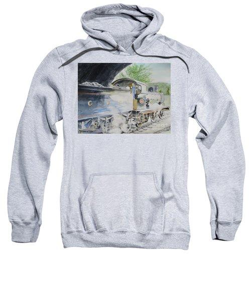 J15 564 Leaving Sheringham Sweatshirt