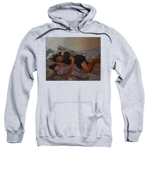 January Afternoon Mukilteo Washington Sweatshirt
