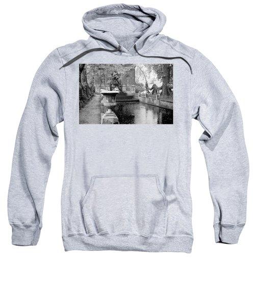 Jardin De Medicis Paris Sweatshirt