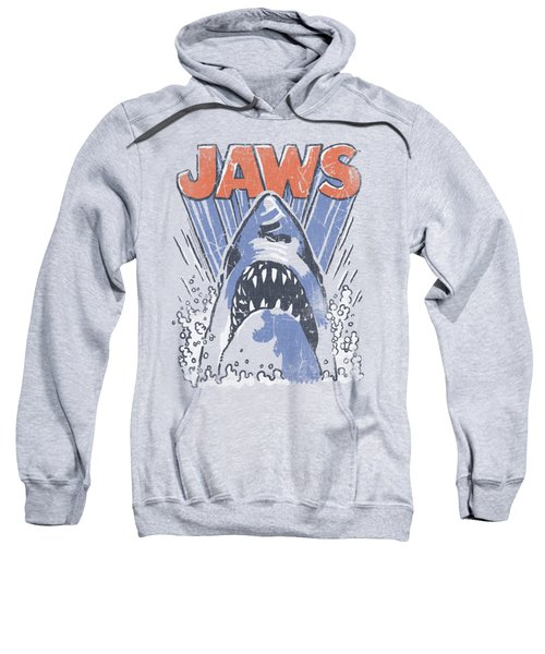 Jaws - Comic Splash Sweatshirt