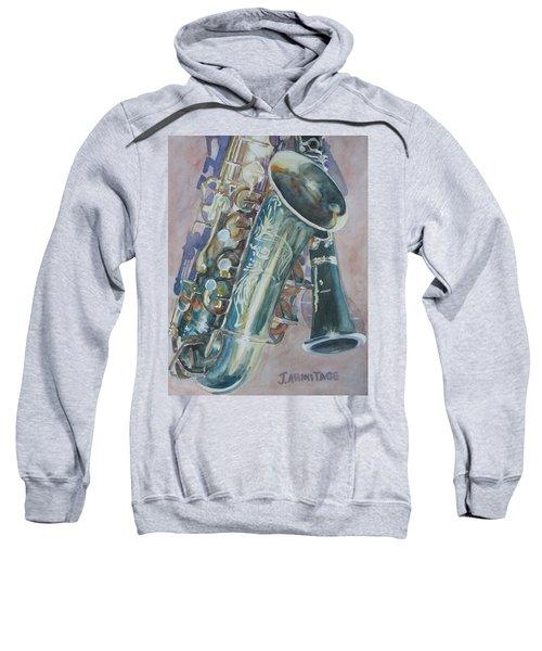 Jazz Buddies Sweatshirt