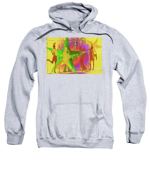 Jazzy Sweatshirt