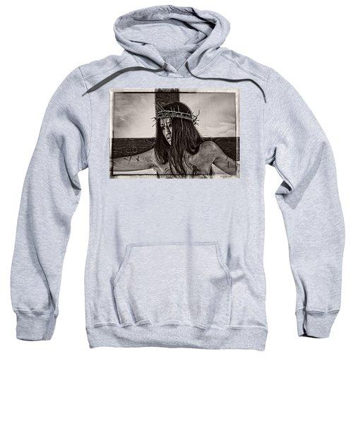 Jesus Christ Portrait Sweatshirt