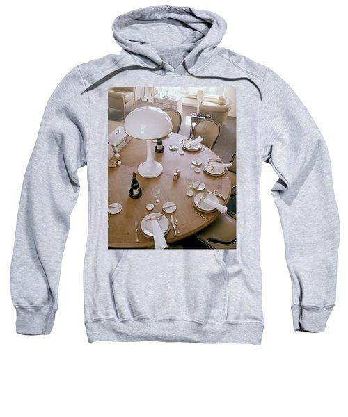 John Dickinson's Dining Table Sweatshirt
