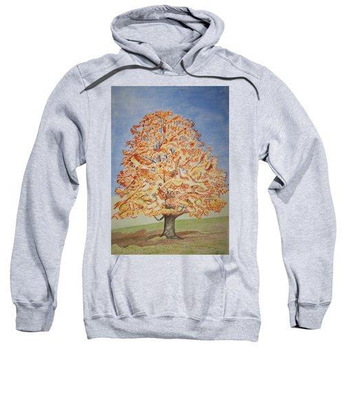 Jolanda's Maple Tree Sweatshirt