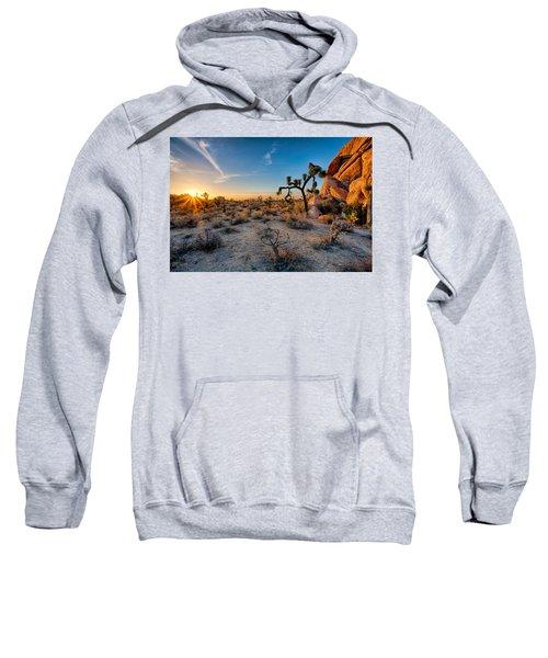 Joshua's Sunset Sweatshirt