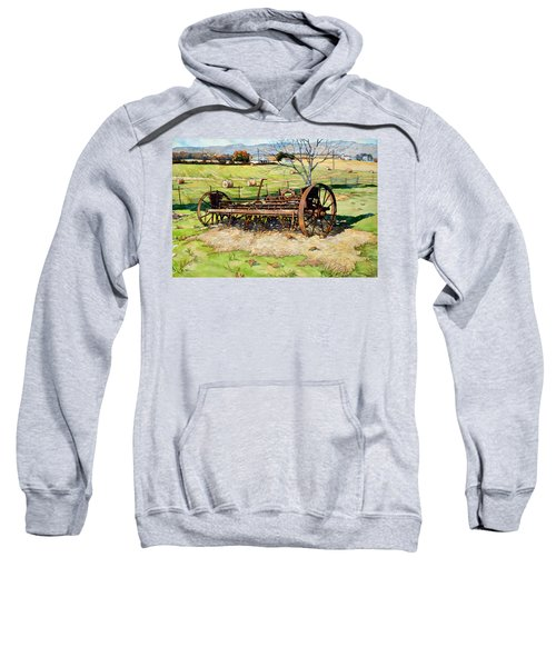 Joy Of Rust Sweatshirt