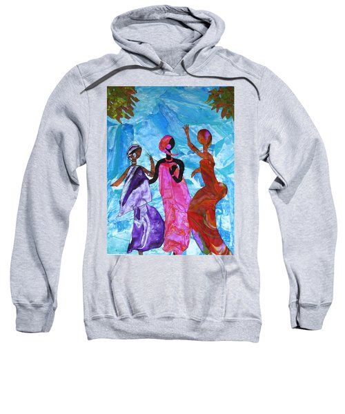 Joyful Celebration Sweatshirt