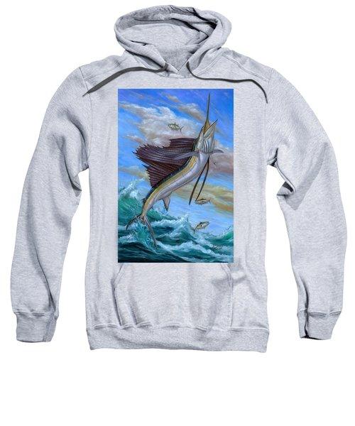 Jumping Sailfish Sweatshirt