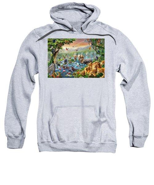 Jungle River Sweatshirt